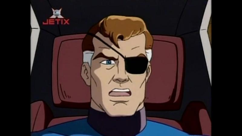 Человек паук 1994 года Сезон 5 Серия 2 Шесть забытых воинов Глава 1 Невостребова