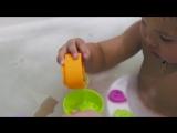 Чем занять ребёнка в ванной?