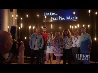Bastille - Hilton Honors
