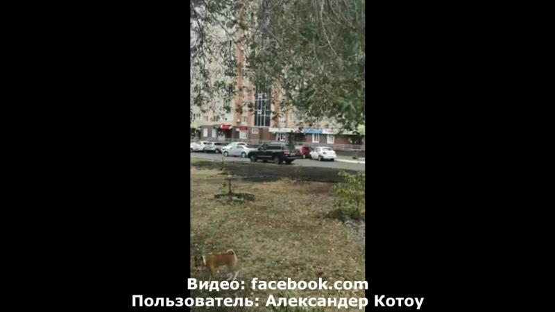 Александр Котов о приезде полпреда ПФО и губернатора в отремонтированный двор на Чкалвоа