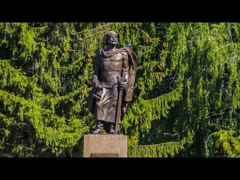 Благоверный князь Ростислав Смоленский, Великий енязь Киевский