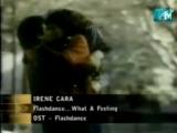 irene cara - what a feeling mtv asia