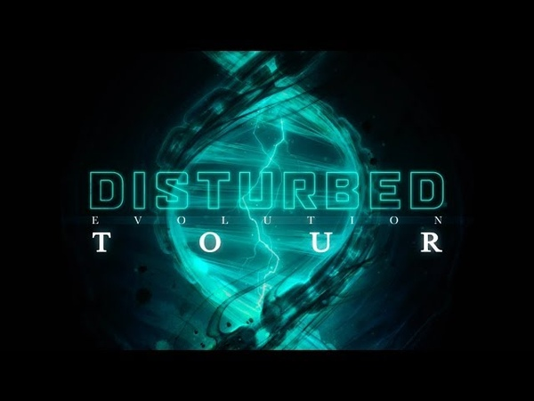 Disturbed Evolution Tour Trailer