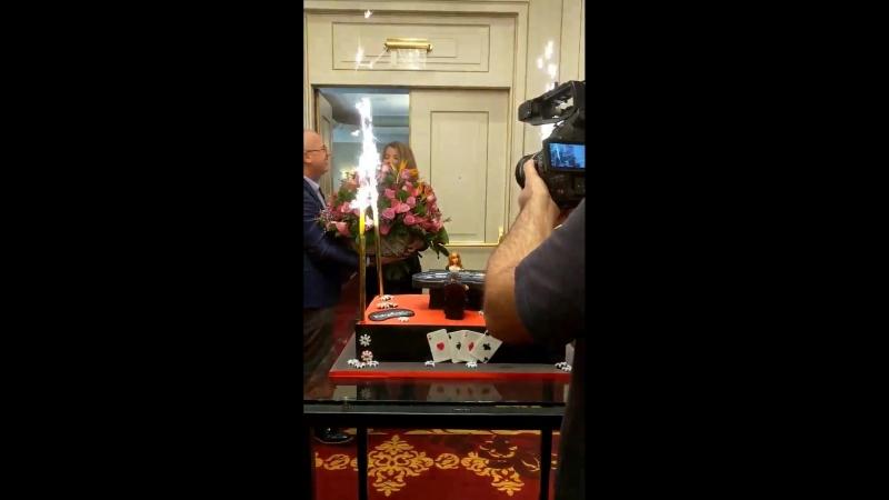 День рождения Софии Лёвгрен на 888pokerLive Бухарест