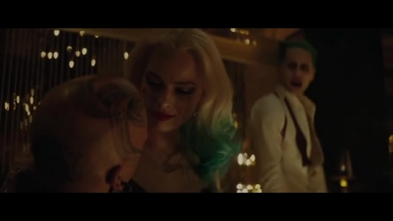 Suicide Squad [HD] Harley Quinn And The Joker Club.mp4