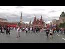 WLADIMIR PUTIN ZUFRIEDEN Russland feiert mit der Welt sein Sommermärchen