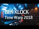 Ben Klock @ Time Warp 2018, Germany