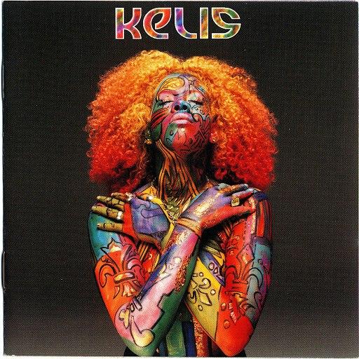 Kelis альбом Kaleidoscope