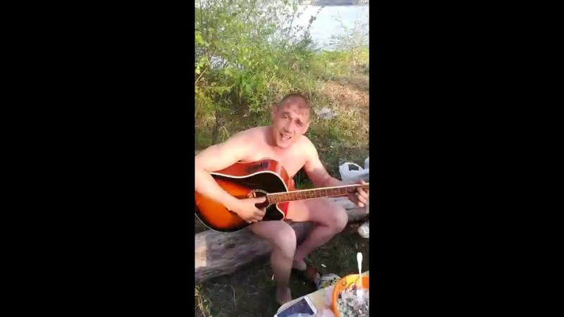 Привет Москва и президент Володя / трэшевая песня под гитару