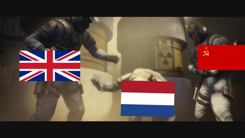 Axis vs Allies
