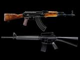 Ak74 vs M16