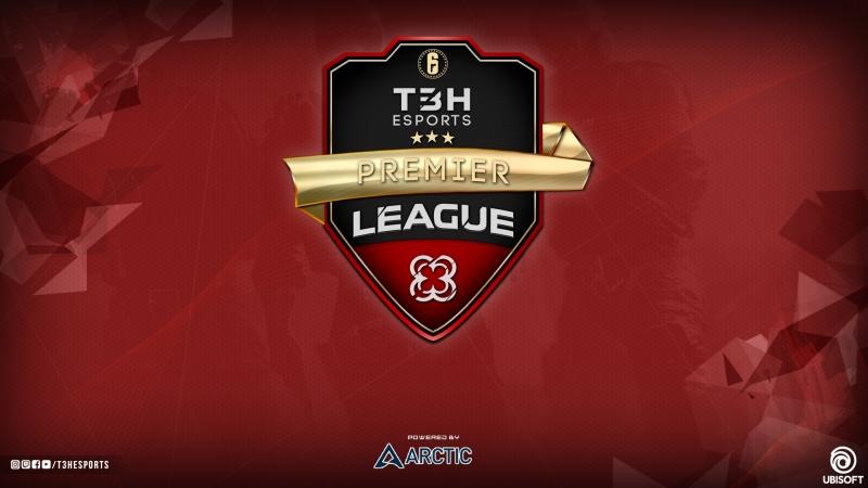 Rainbow Six |T3H eSports Premier League Season 1 | 22 мая
