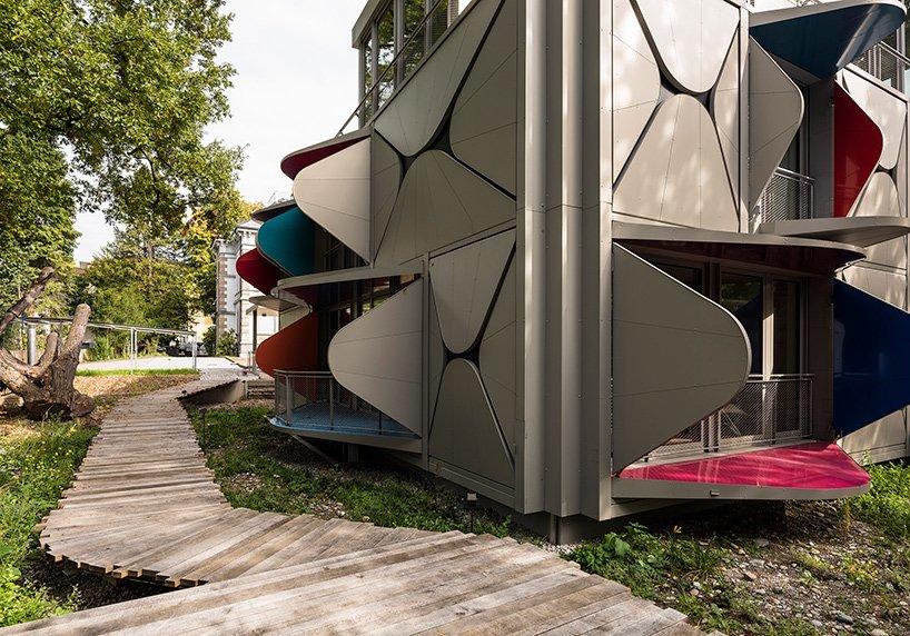 Резиденция в Цюрихе