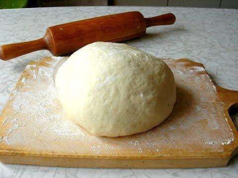 ТЕСТО для ПИЦЦЫ по рецепту Джейми Оливера – Идеальное Тесто для Пиццы!