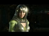 Трейлер персонажа Enchantress для Injustice 2.
