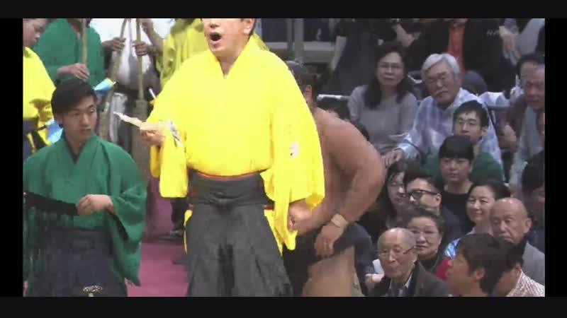 大相撲九州場所 九日目 ▽北の富士 語る(4)~ライバル~