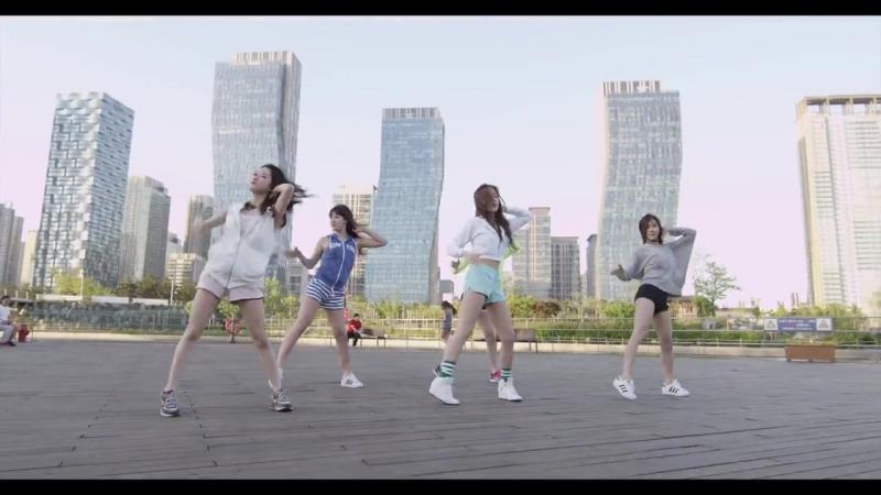 Park Boram - Super Body (Dance Ver.)