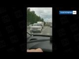 В Иванове фургон врезался во внедорожник