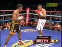 Bernabe Concepcion Knockout Win in 4th Round over Gabriel Elizondo
