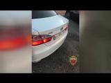 Сотрудниками ГИБДД ГУ МВД России по Московской области были задержаны подозреваемые в краже автомобиля «Тойота Камри».