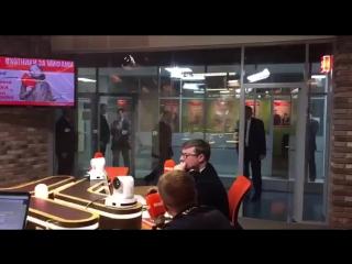 Путин в «Комсомольской правде» в прямом эфире пожелал слушателям радио КП здоровья.