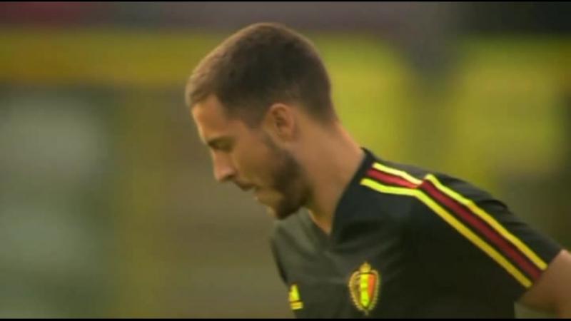 Мой любимый футболист Eden Hazard (Челси, капитан сб.Бельгии)