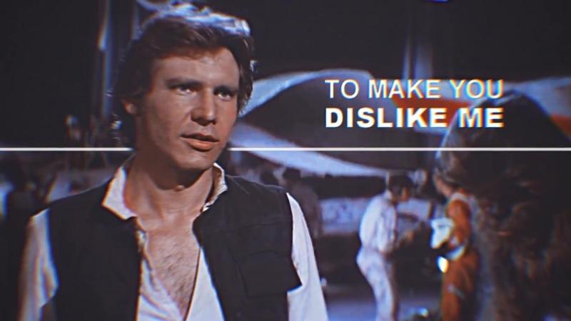 SKYSOLO (Luke Skywalker and Han Solo) -- skywalker | Star Wars |