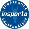 Турники и брусья INSPORTA в Краснодаре