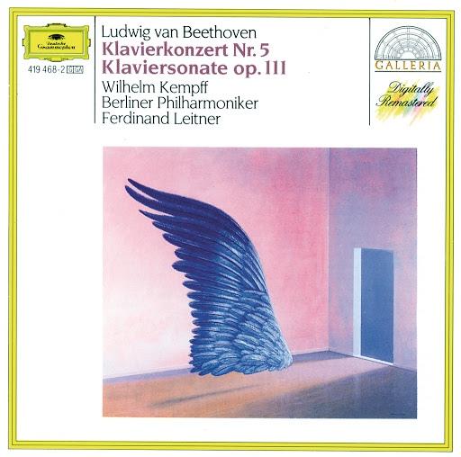 Wilhelm Kempff альбом Beethoven: Piano Concerto No.5 / Piano Sonata Op.111