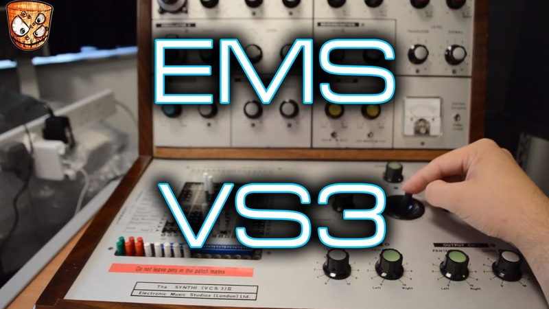 Playing with the - EMS VCS3