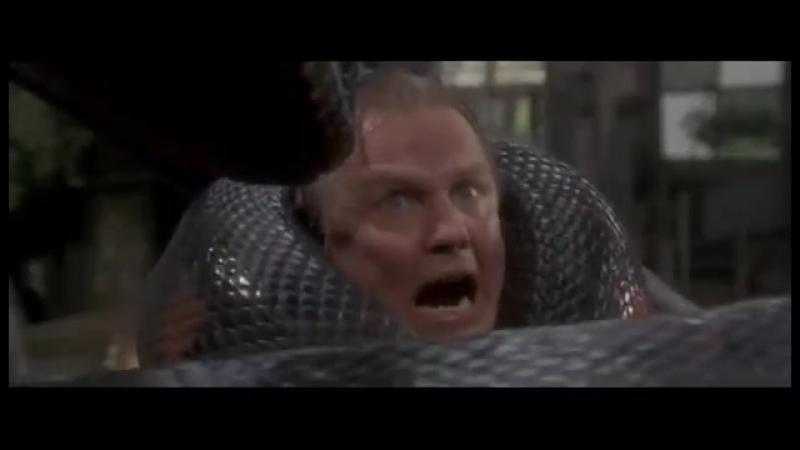 Анаконда (Anaconda 1997) - фрагмент