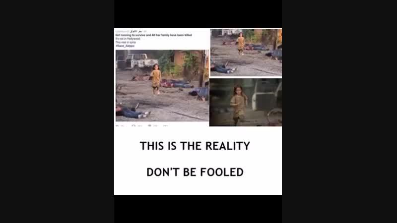 Mainstream-Medien und ihre beschämenden Lügen über Syrien!