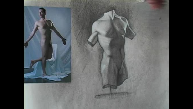 Matthew Archambault - Drawing Tutorials Online - Charcoal_13
