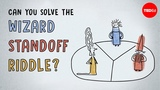 Can you solve the wizard standoff riddle - Dan Finkel