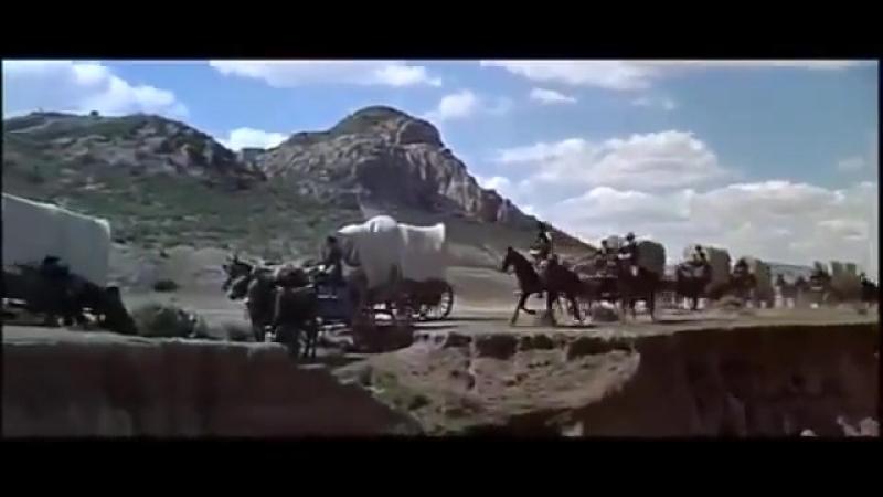Вестерн Славные парни Фильм про индейцев