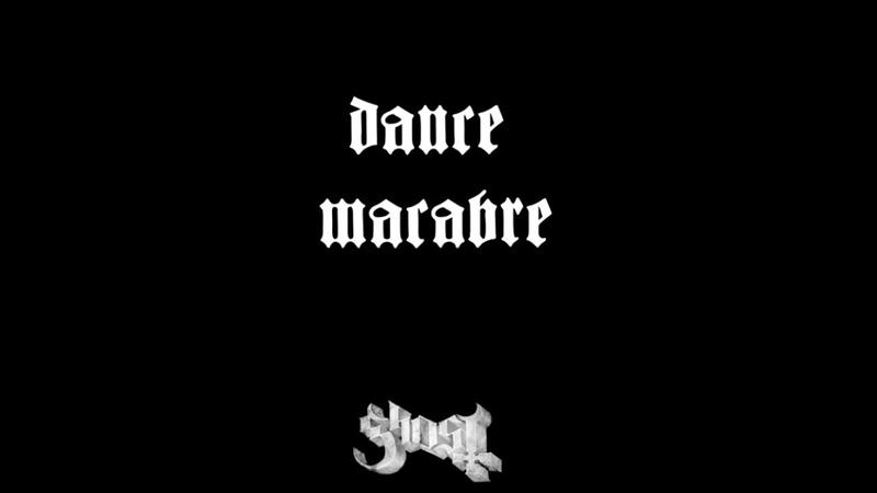 Ghost - Dance Macabre (Instagram Story Music Video)