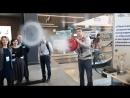 Дымовые кольца - Простая Наука
