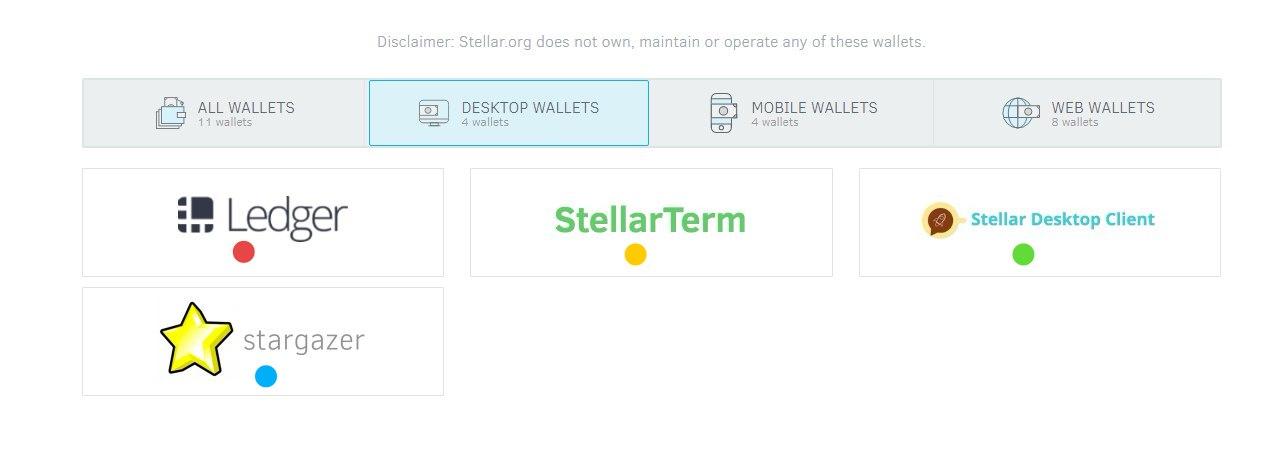 Stellar кошелек создать | Stellar криптовалюта купить
