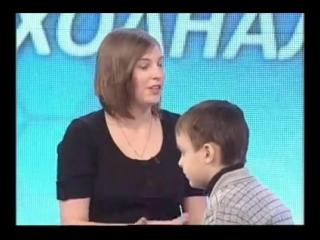 Презентация Дыхательного БОС-тренажёра на ТВ