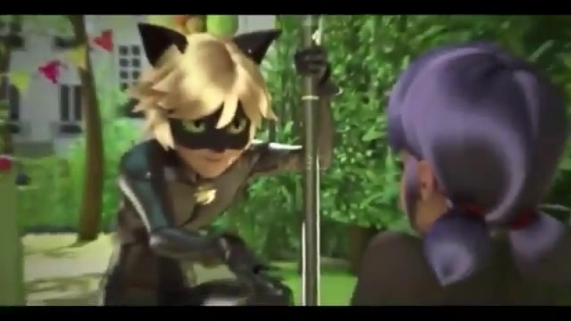 Miraculous ladybug and cat noir vine / adrien agreste × marinette dupain cheng