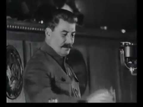 Сталин о кризисе