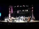офигенный концерт и музыка и final fantasy VII