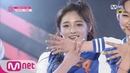 Produce 101 11 EyecontactㅣZhou Jie Qiong - ♬24hrs @ Concept Eval. EP.10 20160325