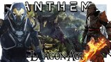 BIOWARE IS BACK - Anthem &amp Dragon Age 4 News - You WILL be the HERO