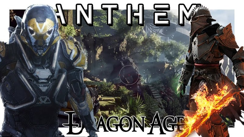 BIOWARE IS BACK - Anthem Dragon Age 4 News - You WILL be the HERO