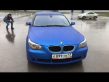 BMW Plasti Dip Saphire Blue
