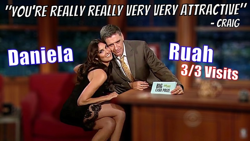 Daniela Ruah - Your... Wife Must Have So Much Fun - 3/3 Visits In C. Order