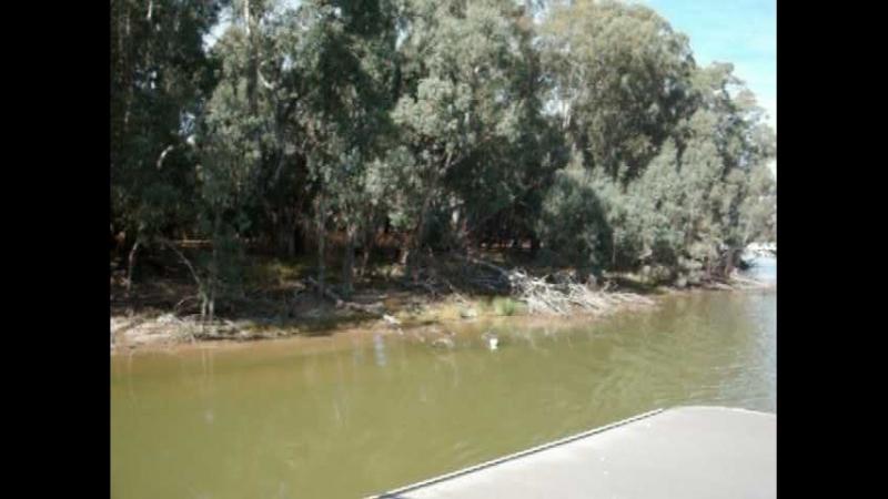 Pevensey Melbourne Paddle Steamer on Murray River 5, Victoria, Australia