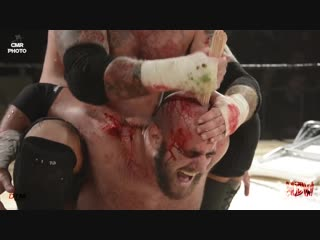 Dover vs ron corvus bloody november highlight