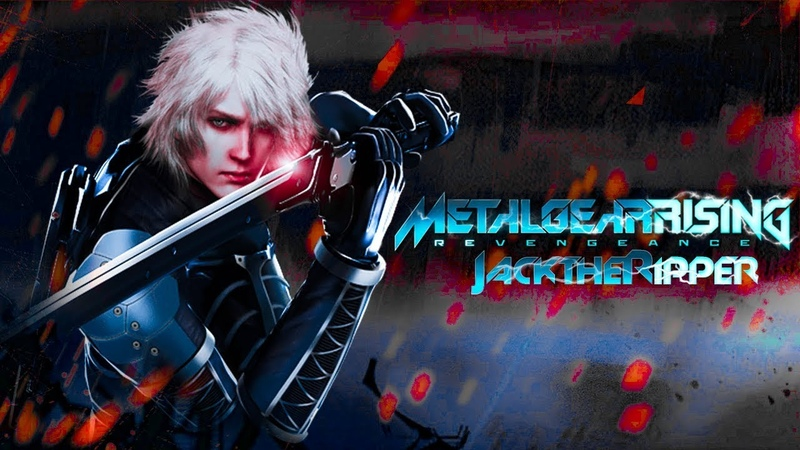 Metal Gear Rising: Revengeance - Jack the Ripper
